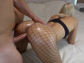 Blonde big tit blonde milf